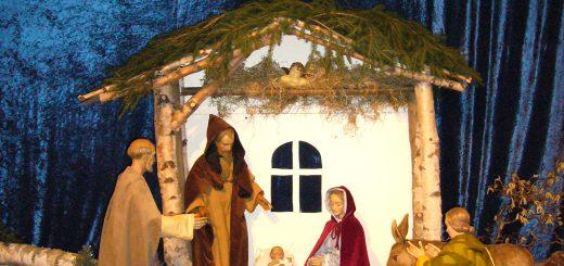 Krippe St. Mariä Himmelfahrt