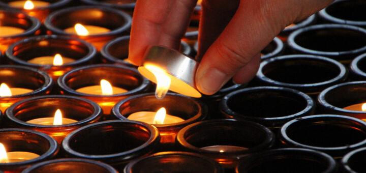 Stillen Gebet